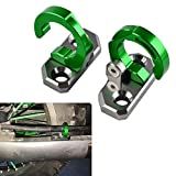 Nicecnc Green Rear Brake Line Hose Clamp Guide