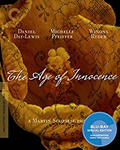 The Age of Innocence [Blu-ray]