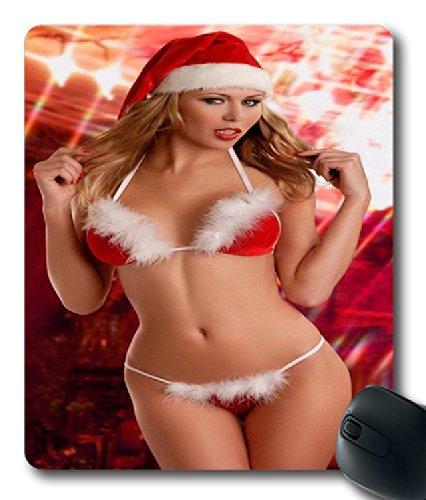 Christmas bikini girl pics for Hot christmas pics