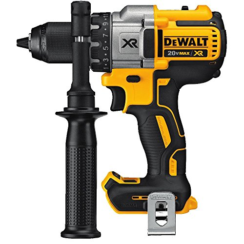 DEWALT 20V MAX XR Brushless Drill/Driver with 3 Speeds - Bare Tool (DCD991B)