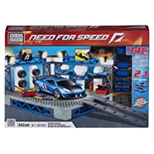 Mega Bloks Need For Speed ??Build and Customize Garage