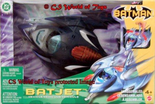 Batjet Vehicle
