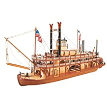 Artesania Latina - Mississippi Ship-Boat-Steamboat-Steamer