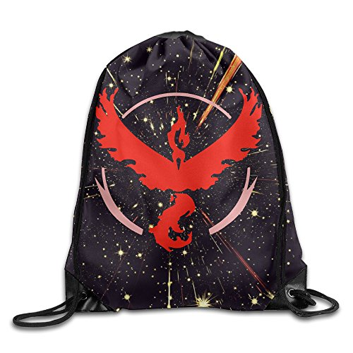 Pokemon Go Unisex Drawstring Bag