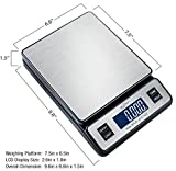 Weighmax W-2809 90 LB X 0.1 OZ Durable Stainless