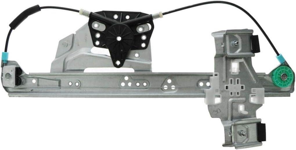 Power Window Regulator For 2000-2005 Cadillac DeVille Sedan Rear Driver Side