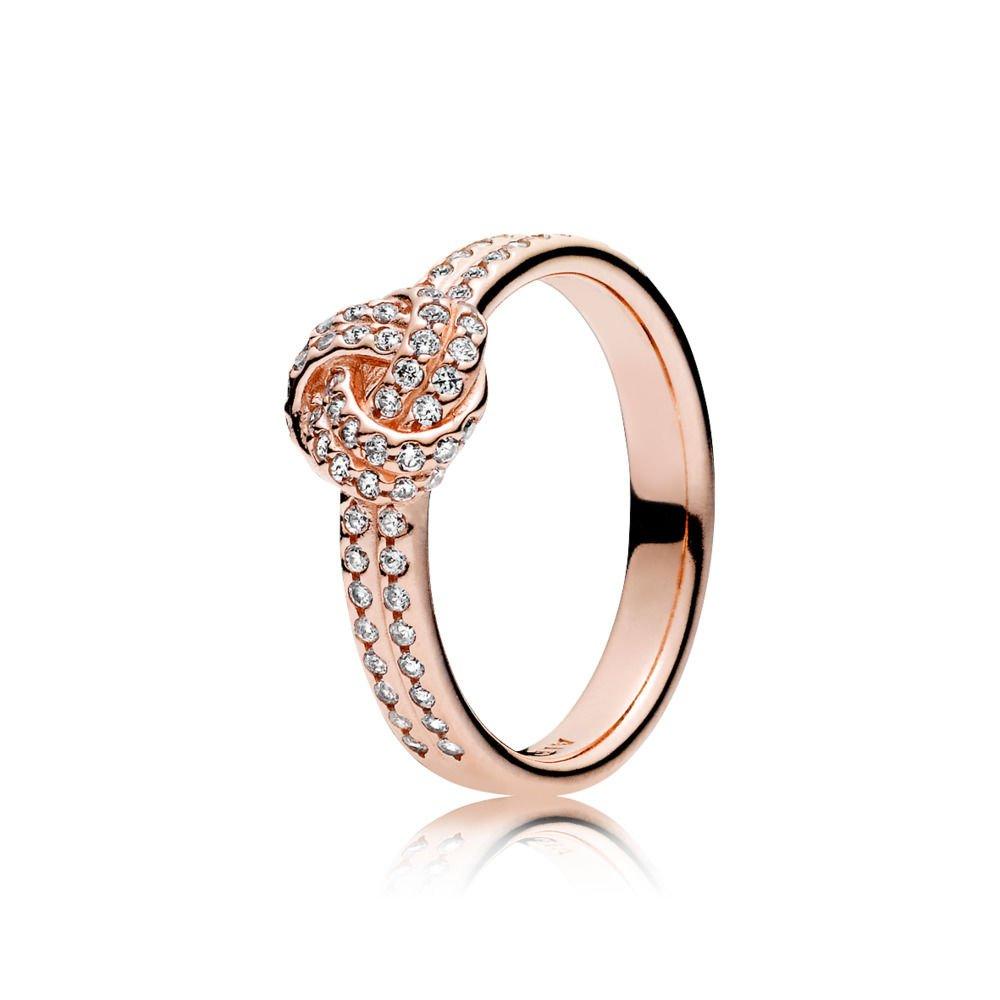 cb50d6bbc Pandora Women Vermeil Themed - 180997CZ-54: Amazon.co.uk: Jewellery