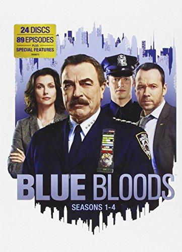 Blue Bloods: Seasons 1-4 - Bb Writing Mini