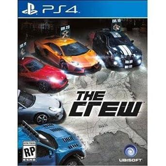 NEW Ubisoft UBP30500967 The Crew PS4