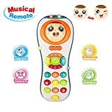Toy for 12-24 Month Old Baby, Remote Control Toy 2-4 Year Old Girls Baby Learning Toy 9-18 Months Boys Girls Toy Age 2 Baby Kids Birthday Gift for Boys