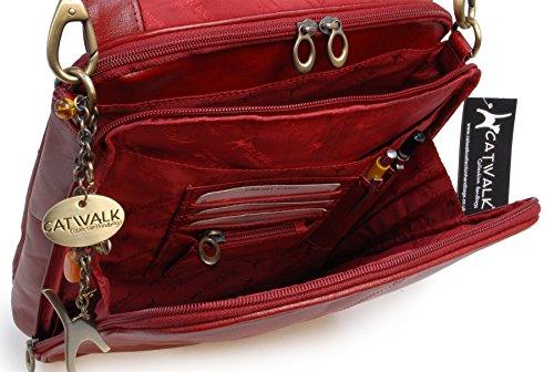 Collection besace Rouge Catwalk travail Grande de signé wapUqUzS