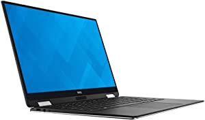 Dell XPS 9365 13.3 Inch Laptop Computer With QHD (3200 x 1800) InfinityEdge Touchscreen, i7 Processor, 16GB RAM, 512GB SSD Windows 10 Home Silver
