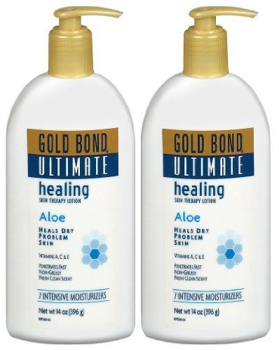 Ultimate Healing Skin Therapy Lotion, 14 Oz, Pack of 2