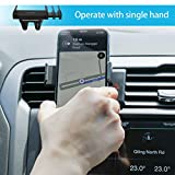 Car Phone Mount, Lamicall Car Vent Holder : Universal Stand Cradle Holder Compatible with Phone Xs Max XR X 8 8P 7 7P 6S 6P 6, Samsung Galaxy S5 S6 S8 S9 S8+ S9+, Google, LG, Huawei, Other Smartphone