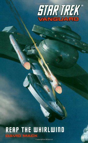 Reap the Whirlwind (Star Trek: Vanguard, Book 3)
