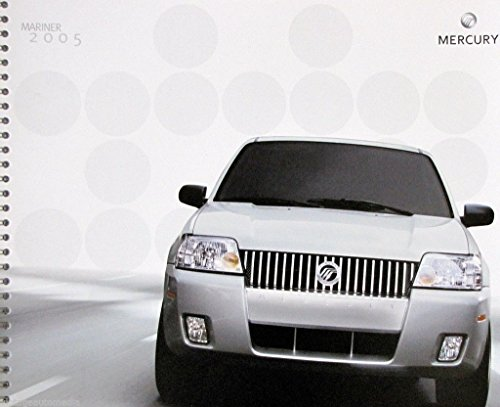 2005-mercury-mariner-suv-new-vehicle-brochure-1st-printing