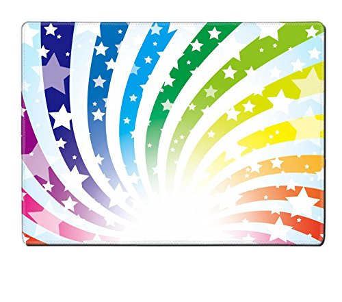 Msd Natural Rubber Placemat Image Id  30822247 Background Material Wallpaper Design Pattern Of Stars Radial Vortex Stars Star Pattern Star Rainbow Rainbow Colors Seven Colors