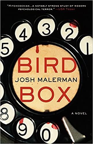 cover of Bird Box by Josh Malerman