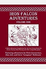 Iron Falcon Adventures One Paperback