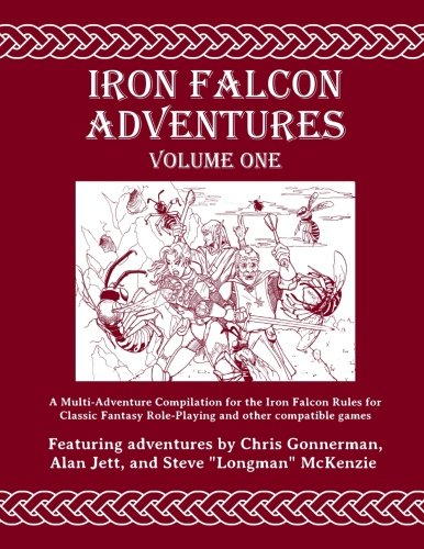 Iron Falcon Adventures One PDF