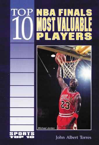 Top 10 Nba Finals Most Valuable Players (Sports Top 10)