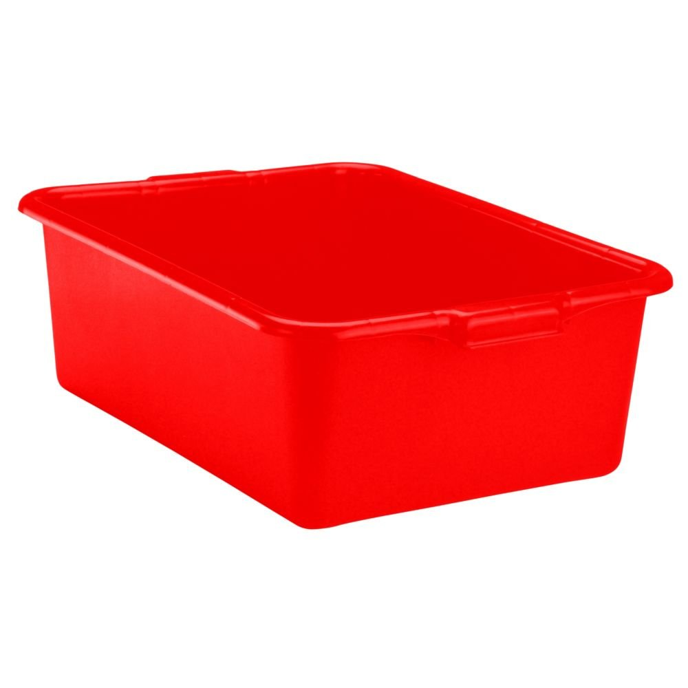 Traex Red 15'' x 20'' x 7'' Bus Box