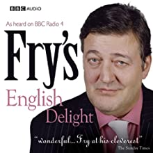 Fry's English Delight - HMS Metaphor Radio/TV Program by Stephen Fry Narrated by Stephen Fry