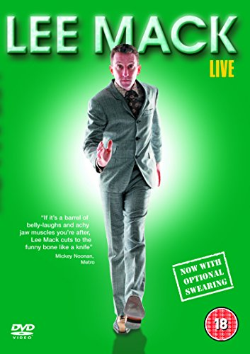 Lee Mack - Live [Region 2] [UK Import]
