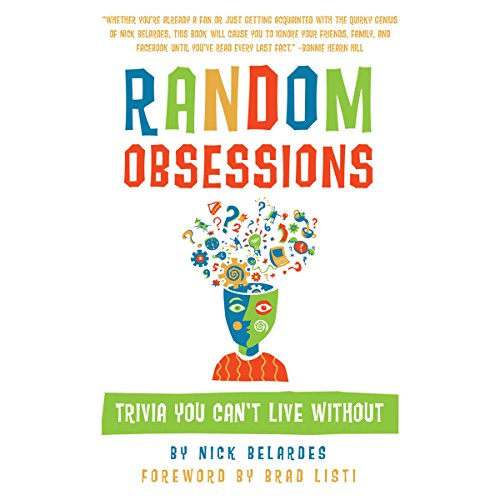 Random Obsessions: Trivia You Can't Live Without by Viva Editions