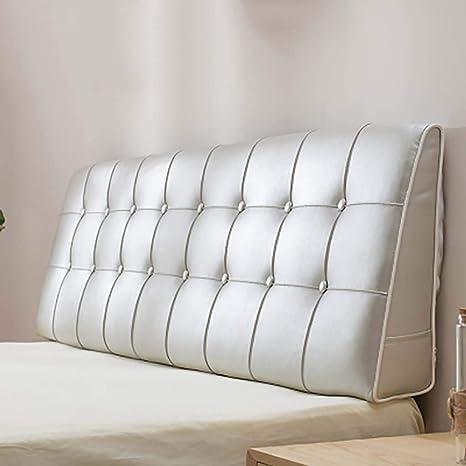 Amazon.com: JY&WIN - Cabecero tapizado de cama grande y ...