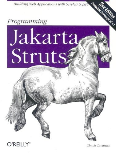 Programming Jakarta Struts, 2nd Edition by Brand: O'Reilly Media