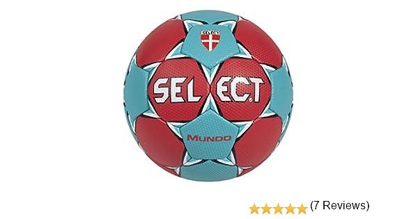 Select Mundo - Balón de Balonmano: Amazon.es: Deportes y aire libre
