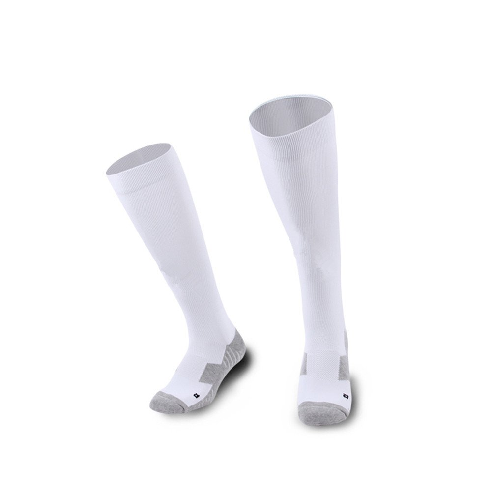 Gym Towel Stockings Men Soccer Compression Long Sport Socks