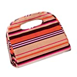 Soapbox The Bahama Basic Bag-Orange Stripe, Bags Central