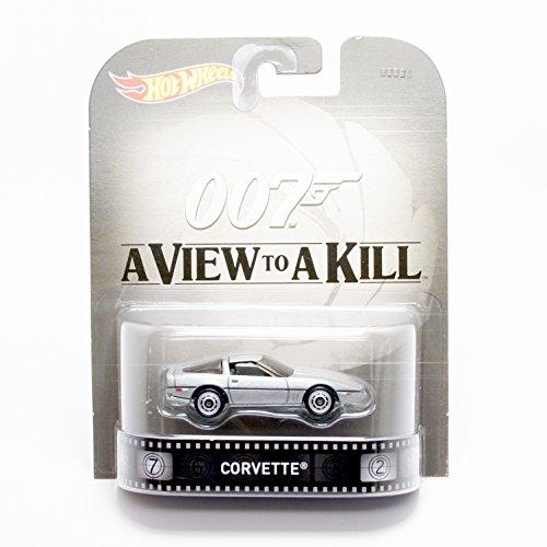 Corvette James Bond 007