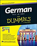 German All-in-One for Dummies, Consumer Dummies Staff, 1118491408