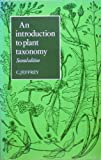 An Introduction to Plant Taxonomy, Jeffrey, Charles, 0521287758