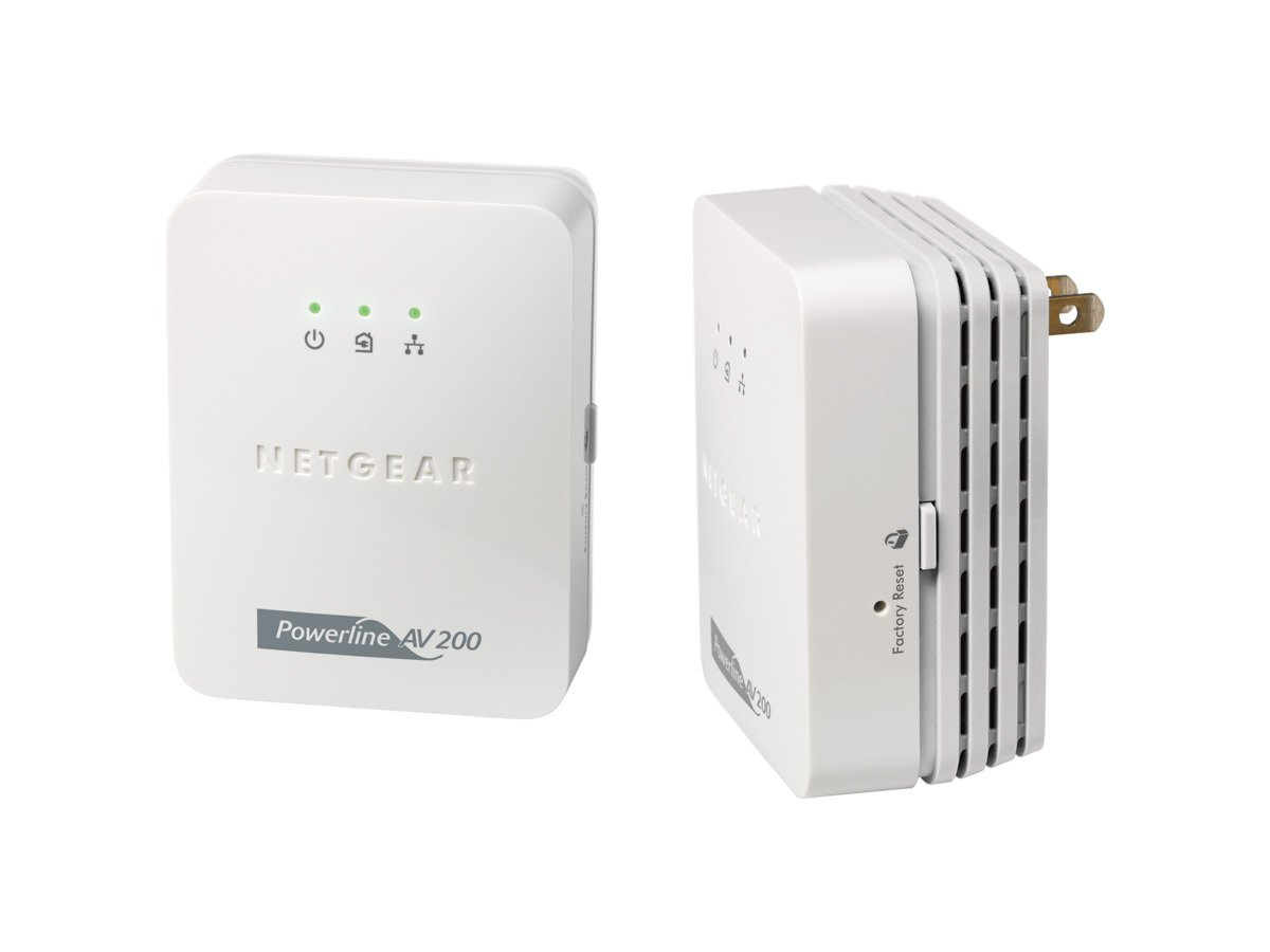 Netgear Powerline Av 200 Adapter Kit Electronics Wiring A House For
