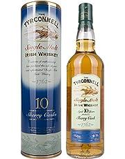 The Tyrconnell 10AnsIrish WhiskeySingle Malt, Sherry Finish (Avec Emballage Cadeau) (1 x 0.7l)