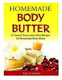 Homemade Body Butter, Kelly Meral, 1500595918