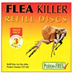 Flea Killer Refill Discs - 3 Pack - S...