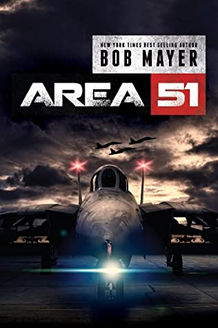 book cover of Area 51
