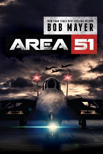 BargainAlert: Area 51 Sci Fi Thriller Series