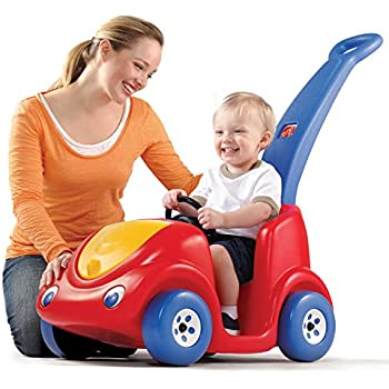 Step2 Push Around Buggy Ride On, Red