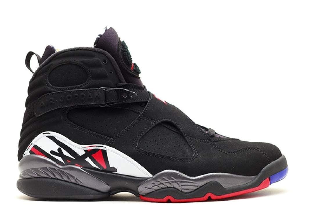 meet dbe28 eae09 Amazon.com   Air Jordan 8 Retro  Playoffs 2013 Release  - 305381-061A - Size  14   Basketball