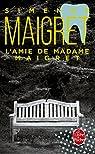 L'Amie de Madame Maigret par Georges Simenon