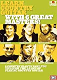 hot licks - Learn Country Guitar with 6 Great Masters