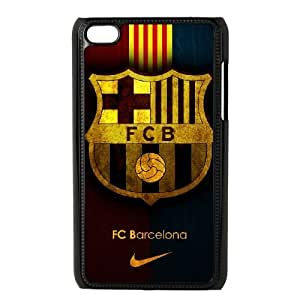 Barcelona Football iPod Touch 4 Case Black delicated gift US6938772