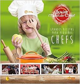 Grandes Recetas Para Pequeños Chefs por Cr Tve epub