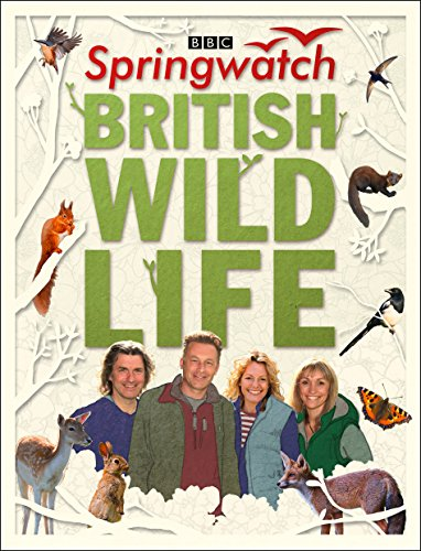 Springwatch British Wildlife by Stephen Moss, Hardcover | Barnes & Noble®